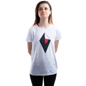 No Man's Sky White Fashion Fit The Atlas T-shirt
