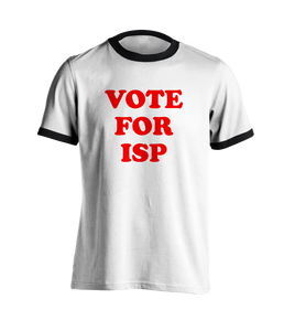 Vote ISP T-shirt