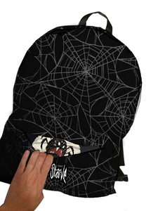 Don't Starve Spiderweb Backpack