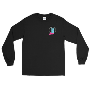 Original Juicebox Long Sleeve Shirt (Black)