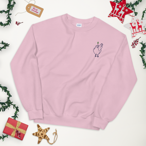 Plumbella Hey Hens Christmas Sweater