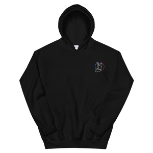 Frizzable Lightweight Embroidered Hoodie