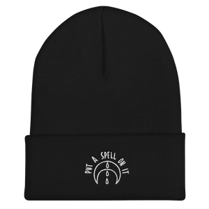 Basic Witch Spell Beanie