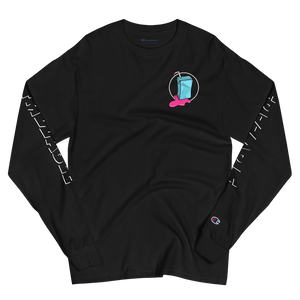 Frizzable Champion Long Sleeve Shirt (Black)