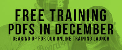FREE Training PDFs in December! Learn How...