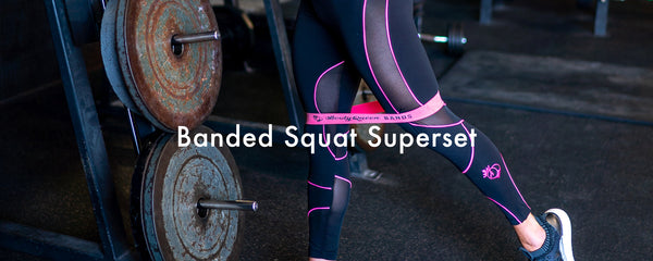 Amanda's Favorite Squat Superset