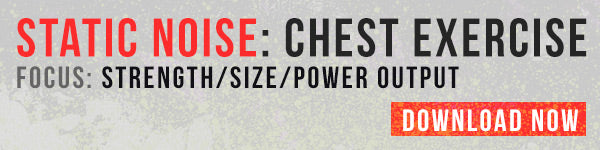 Download Static Noise: Chest Exercise