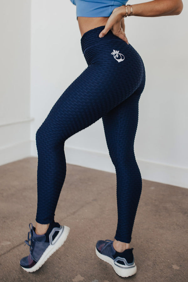 Ideal Legging - Rich Navy