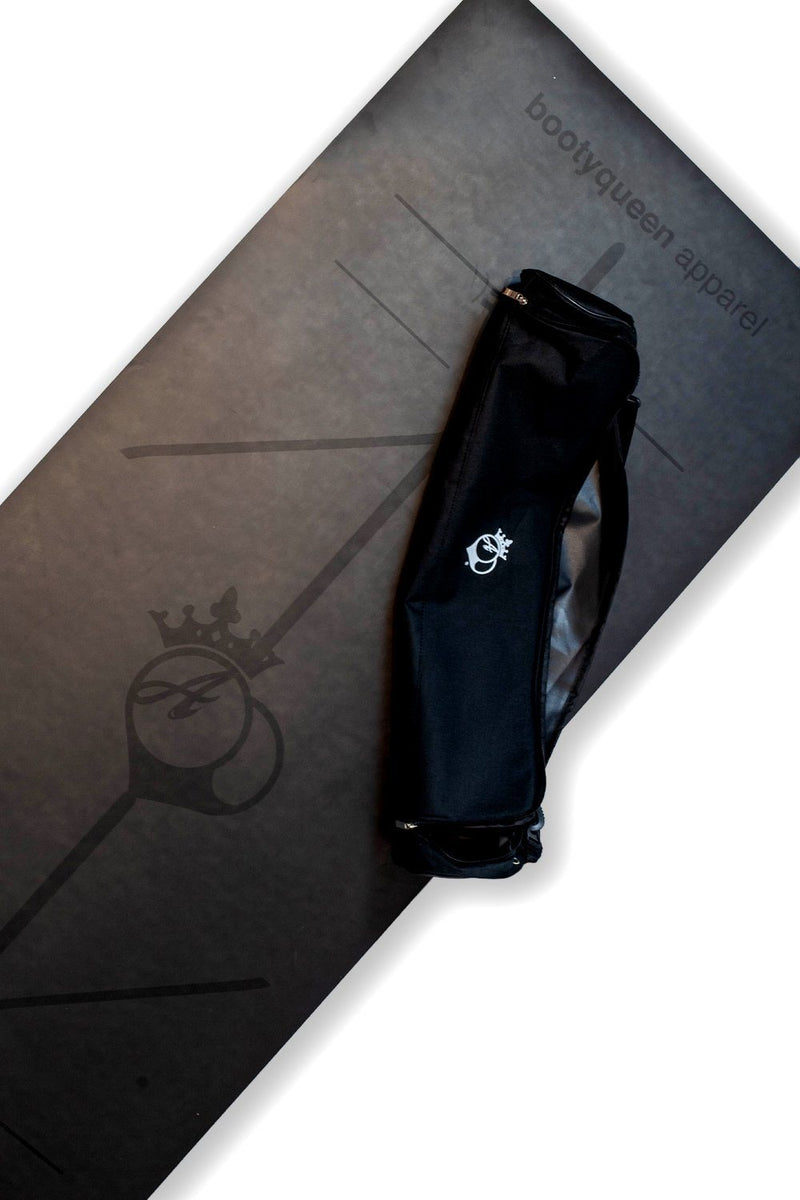 Accessories - Align Right Yoga Mat With Carrying Case- Black