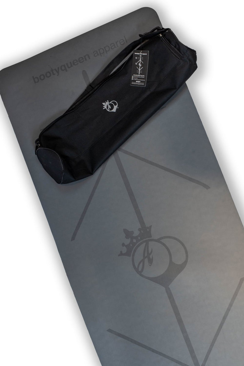 Accessories - Align Right Yoga Mat With Carrying Case- Gray