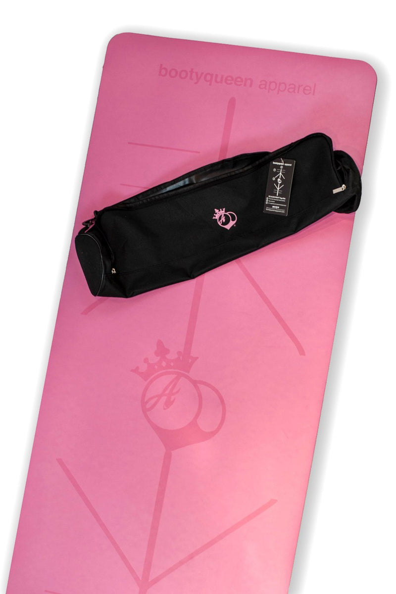 Accessories - Align Right Yoga Mat With Carrying Case - Pink