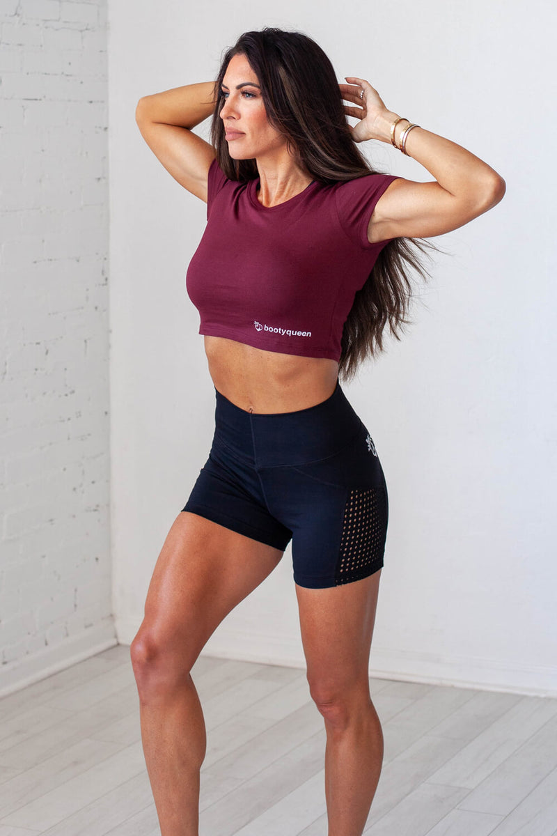 High-Waist CORE Shorts