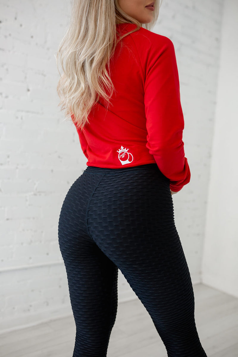 Ideal Legging - Sleek Black