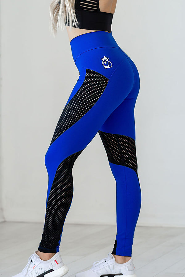 Laser Cut Legging - Shark