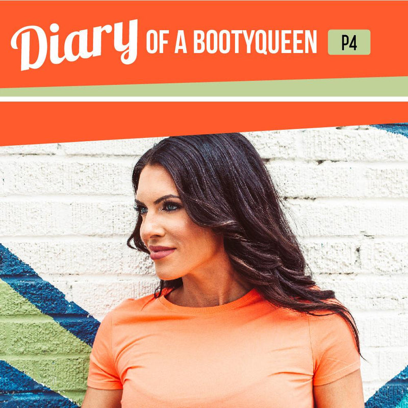 PDF Workouts - Diary Of A BootyQueen P4: Workout PDF
