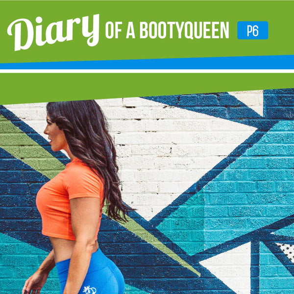 PDF Workouts - Diary Of A BootyQueen P6: Workout PDF