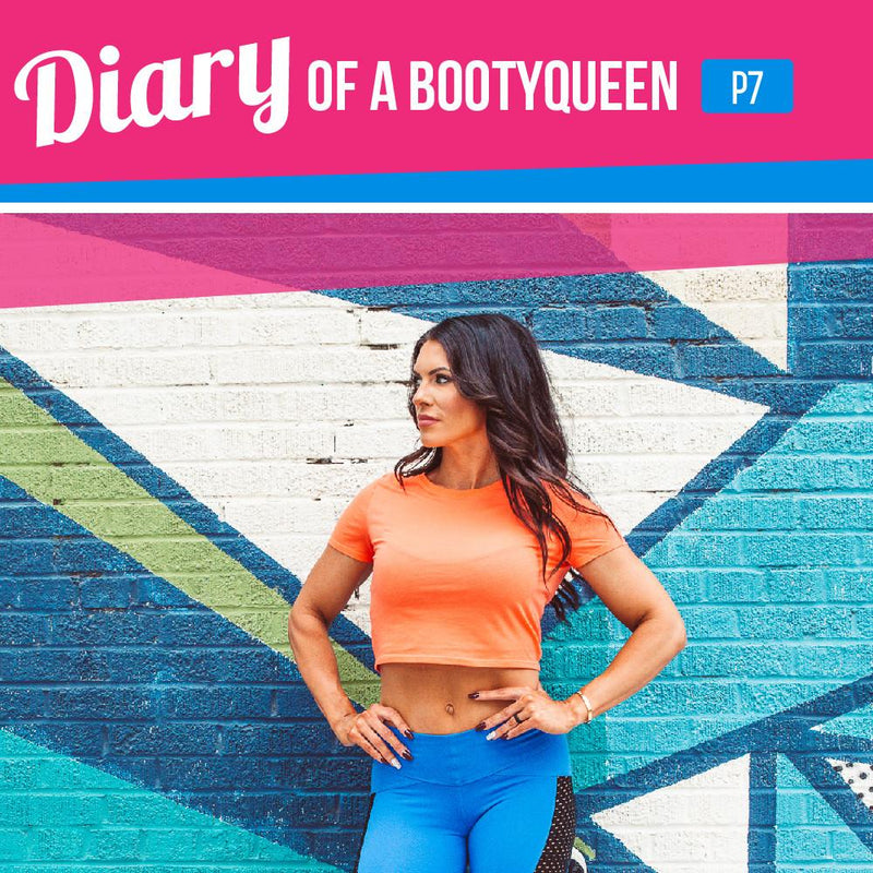 PDF Workouts - Diary Of A BootyQueen P7: Workout PDF