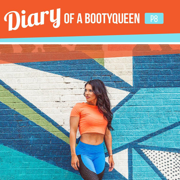PDF Workouts - Diary Of A BootyQueen P8: Workout PDF