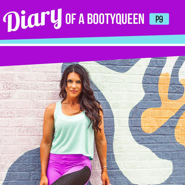 PDF Workouts - Diary Of A BootyQueen P9: Workout PDF