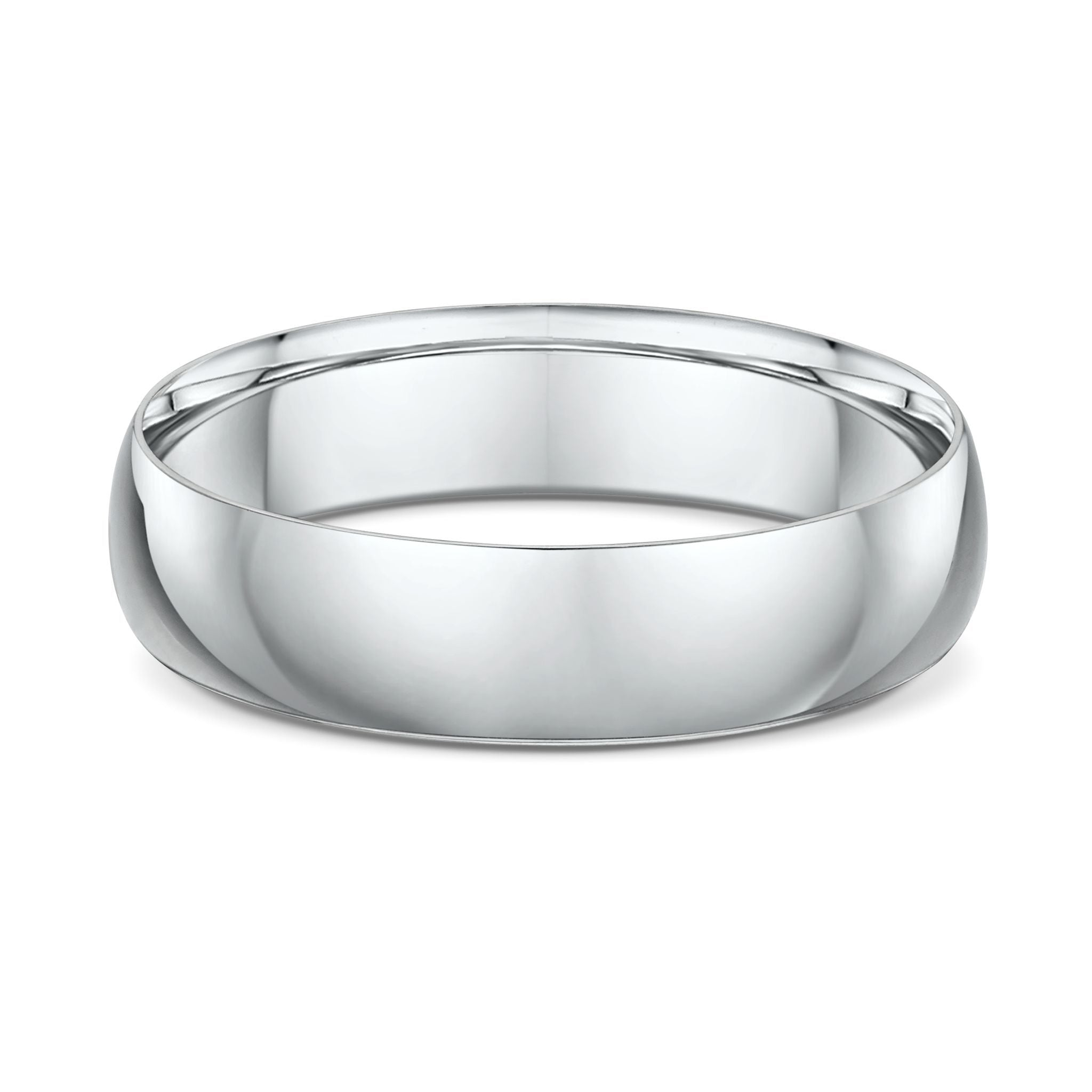 Easy Fit 5mm Wedding Band