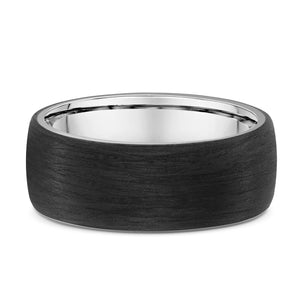 Two Tone Easy Fit Wedding Band