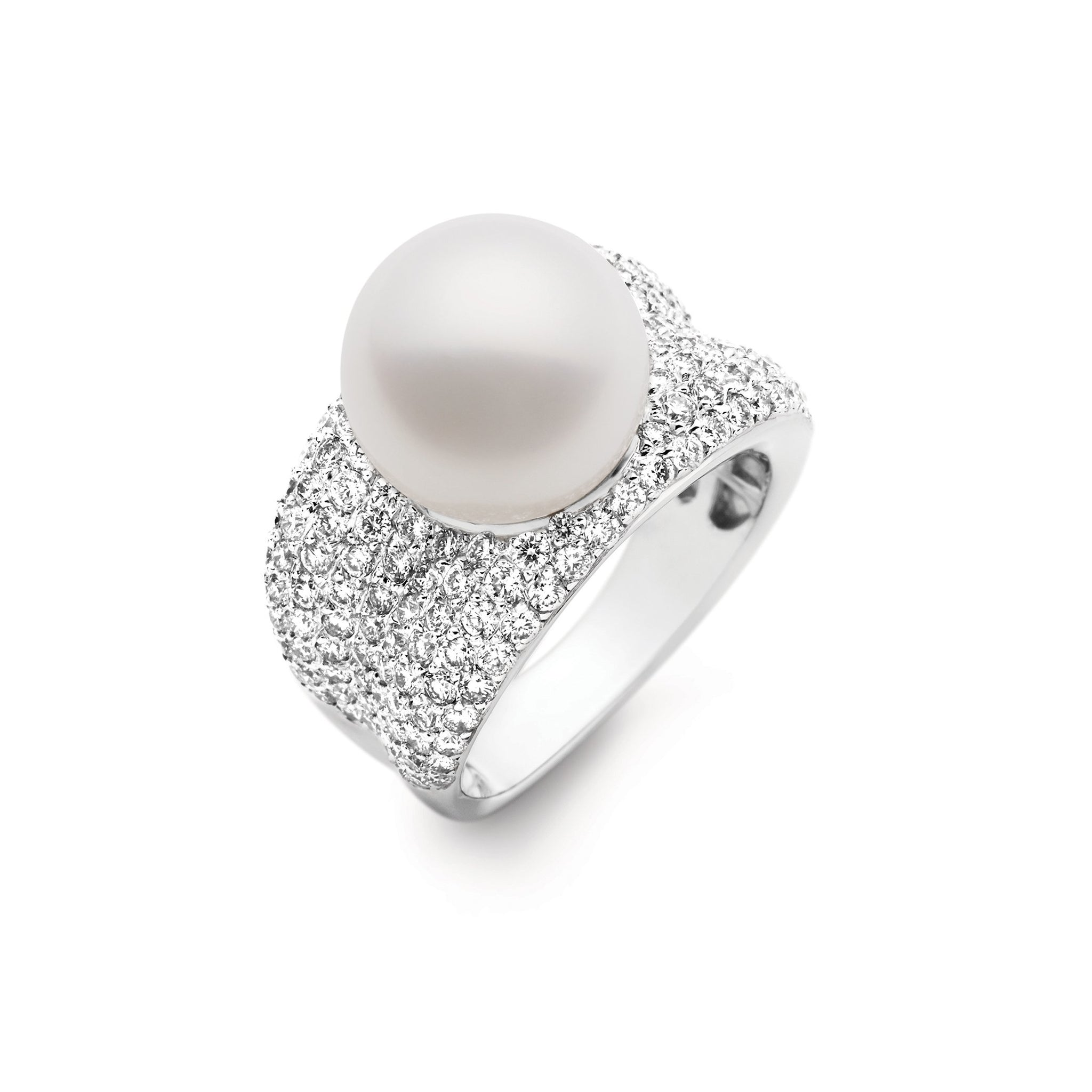 Kailis Jewellery - Adored Ring - White Gold
