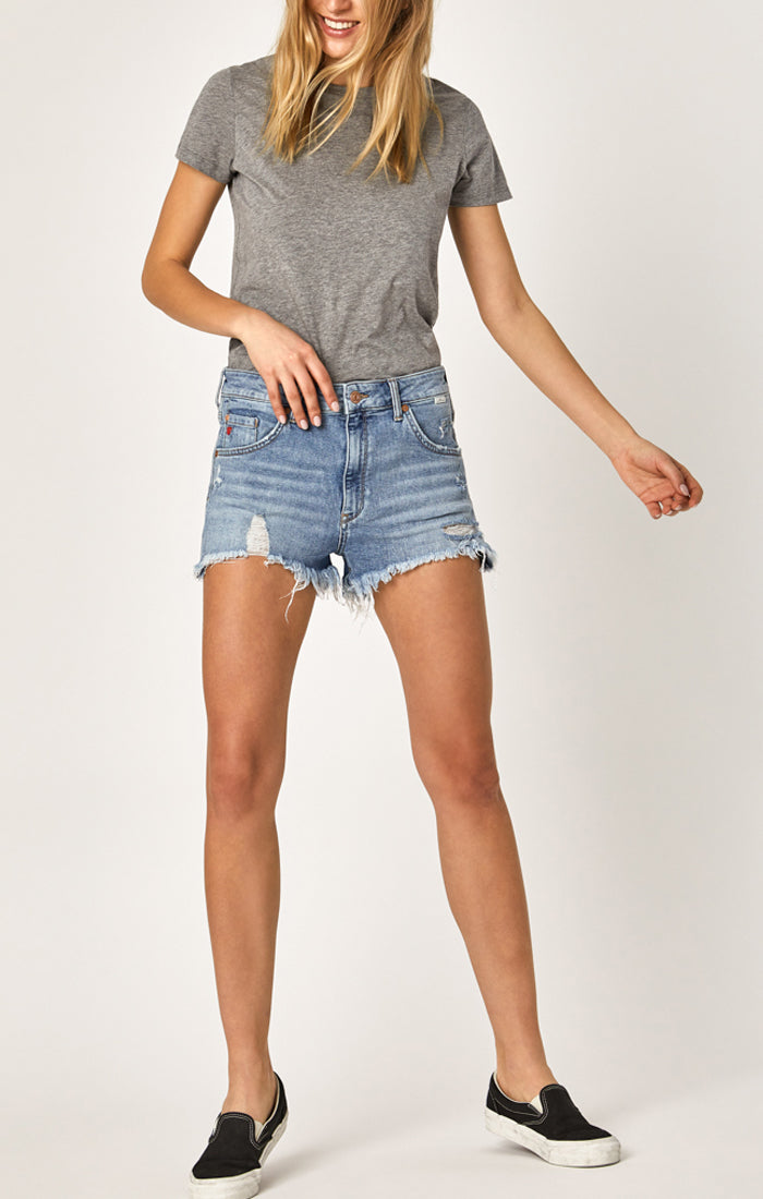 Mavi Denim shorts | Rosie