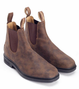 Blundstone The Chisel Toe in Rustic Brown 1306