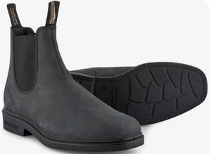 Blundstone The Chisel Toe in Rustic Black 1308