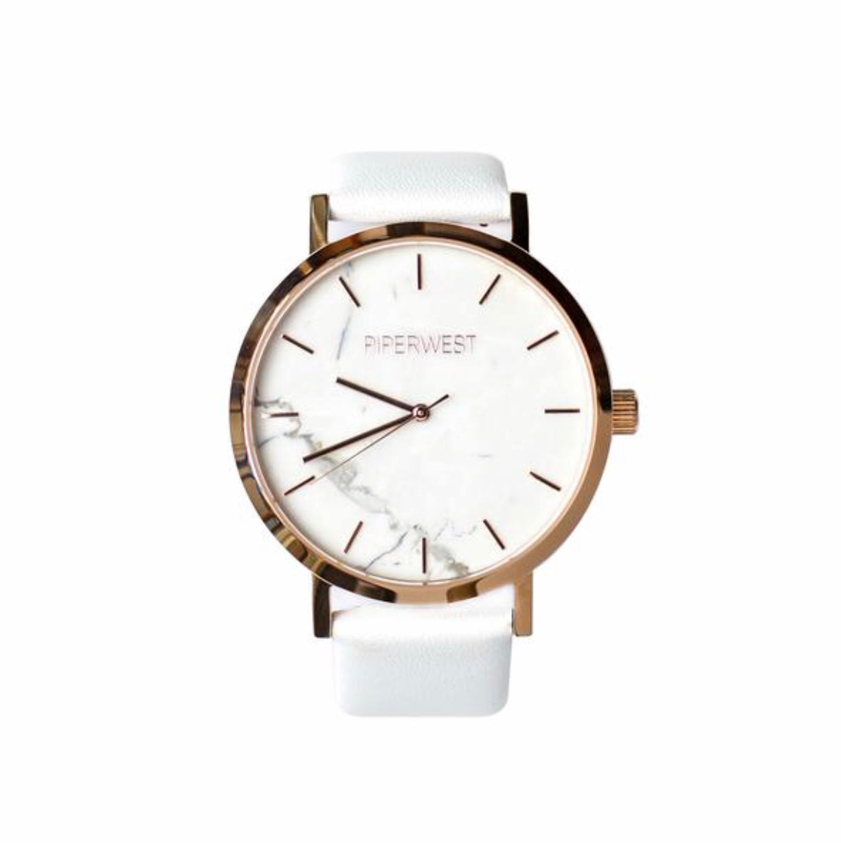 Piperwest Marble Minimalist Watch