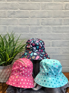 Youth Reversible Sun Hat