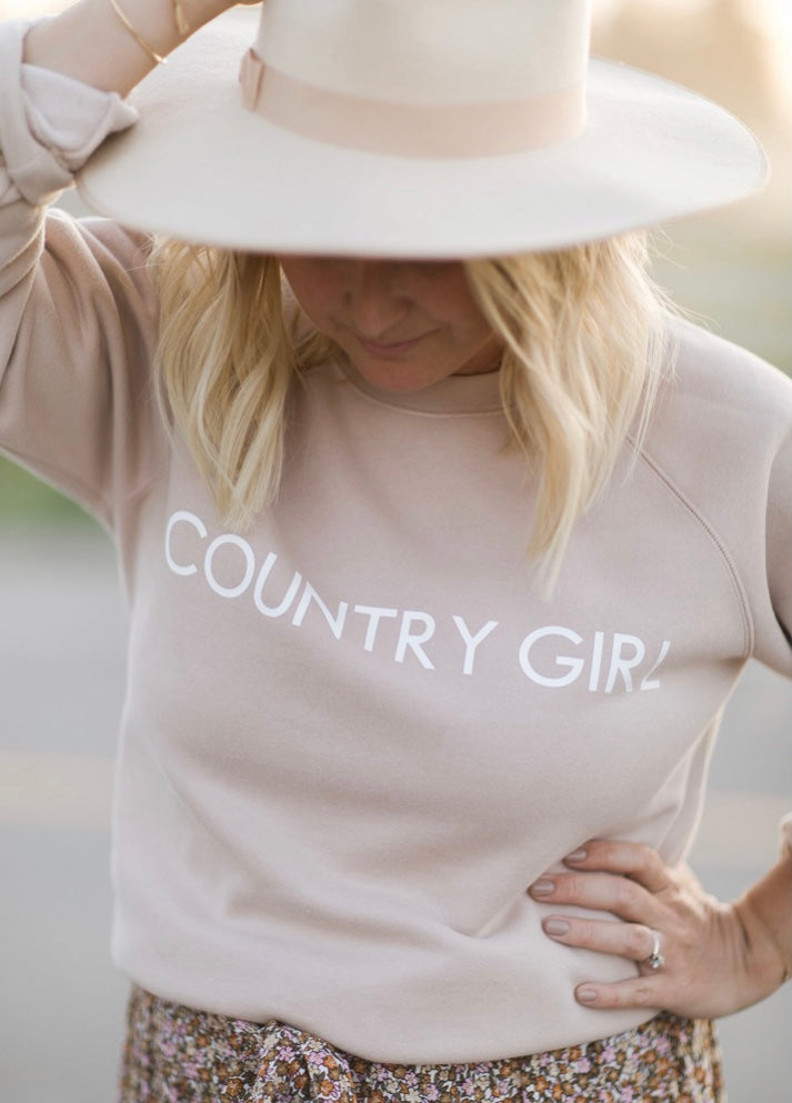 COUNTRY GIRL Crew