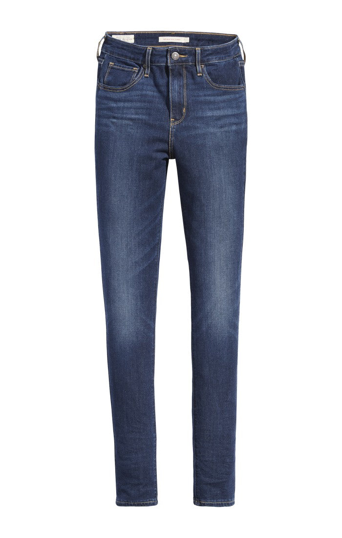 Levi's 721 High Rise Skinny in Smooth it Out