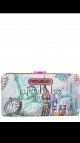 Nicole Lee New York Wallet