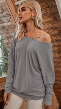 Load image into Gallery viewer, Comfy Lightweight Sweater Top