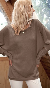 Comfy Lightweight Sweater Top