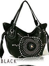 Load image into Gallery viewer, Rhinestone Embellished Handbag