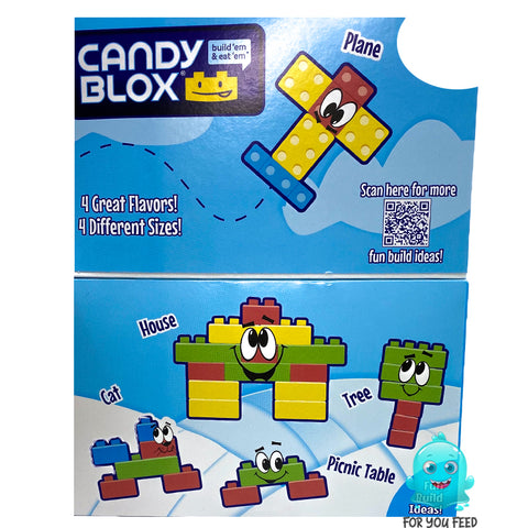 Building Blocks Candy