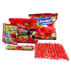 Red Snack Bundle