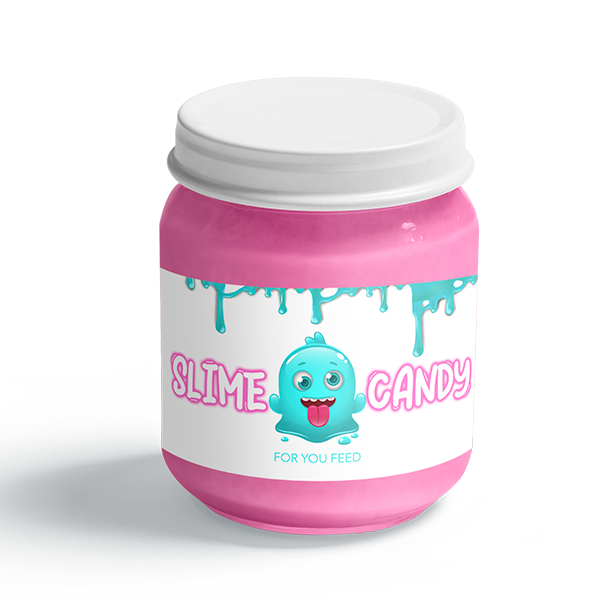Fluffy Slime Candy