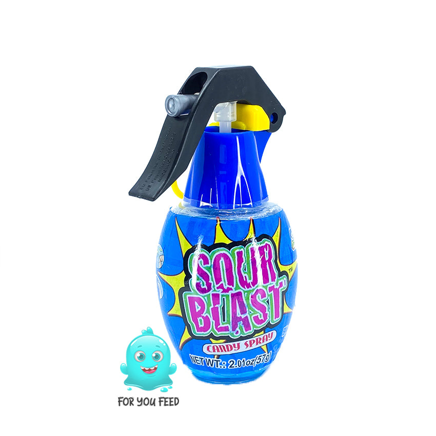 Sour Spray Grenade