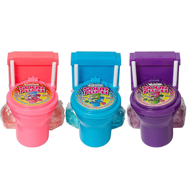 Sour Toilet Pops