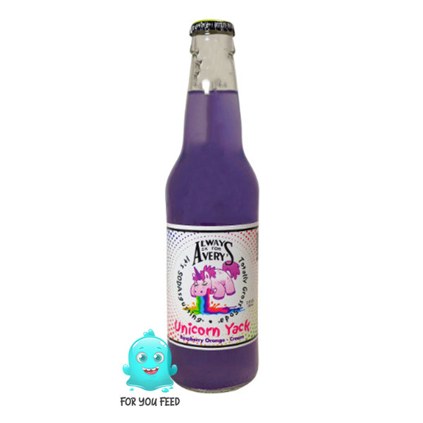 Unicorn Yack Soda