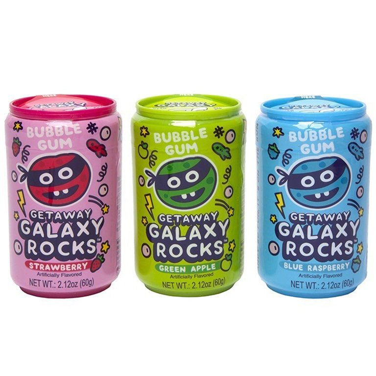 Galaxy Rocks Gum