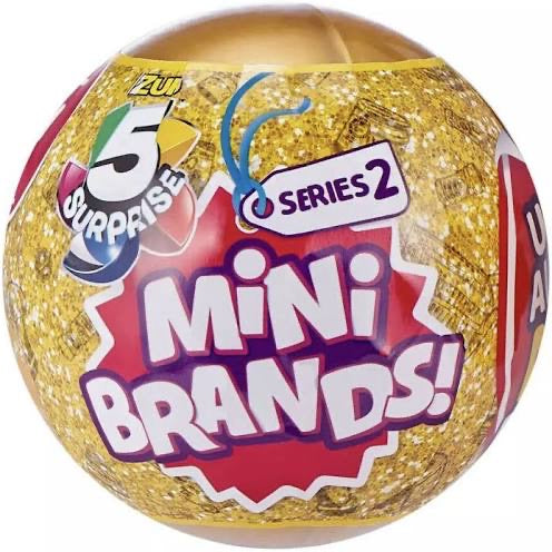 Surprise Mini Brands Series 2