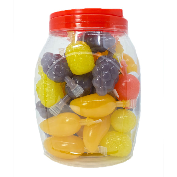 Jelly Fruit Bucket