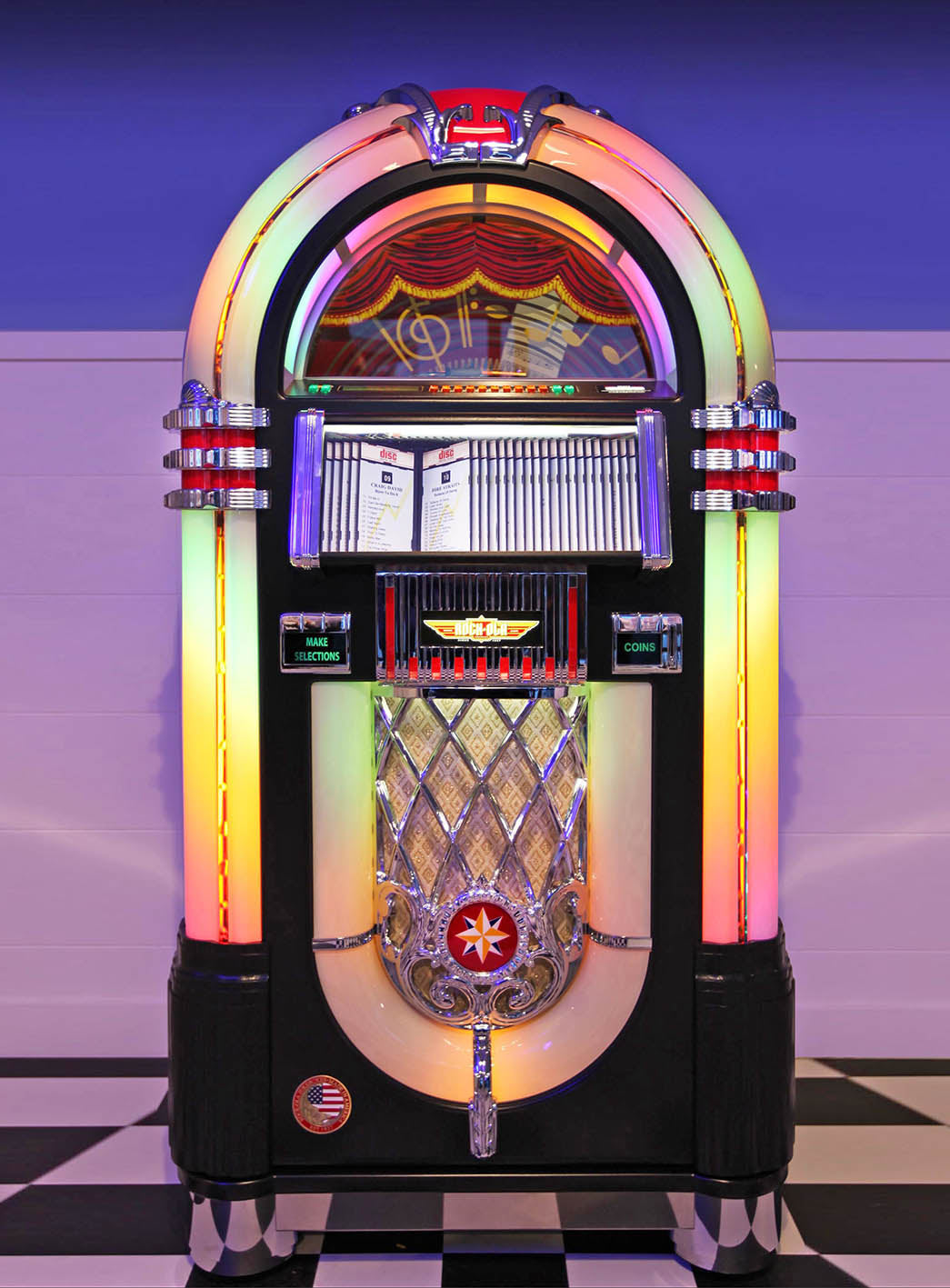 Happy National Jukebox Day from all of us here at Rock-Ola!