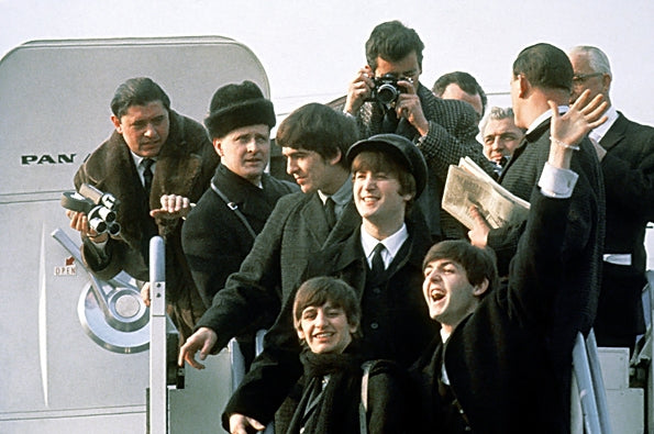How the Beatles led the 'British Invasion' of America