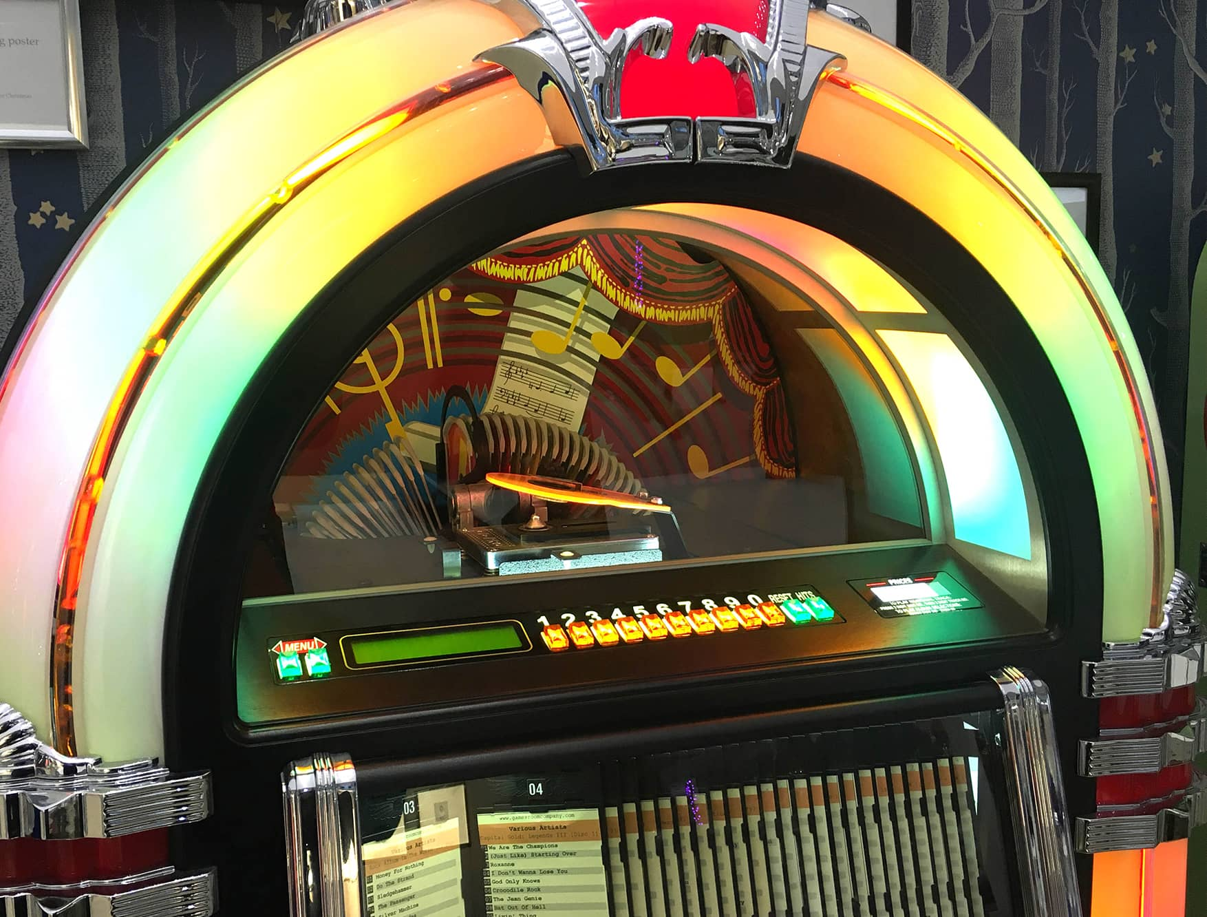 A short history of how jukeboxes changed the world