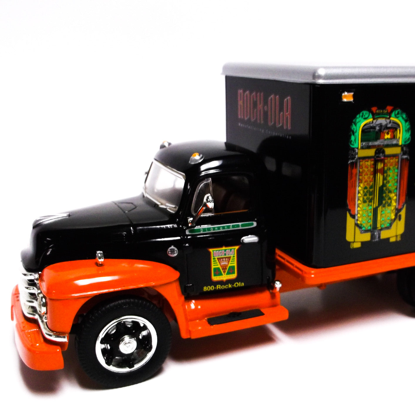 Rock-Ola Die Cast Truck